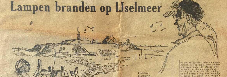 De vuurtorenwachters van IJdoorn