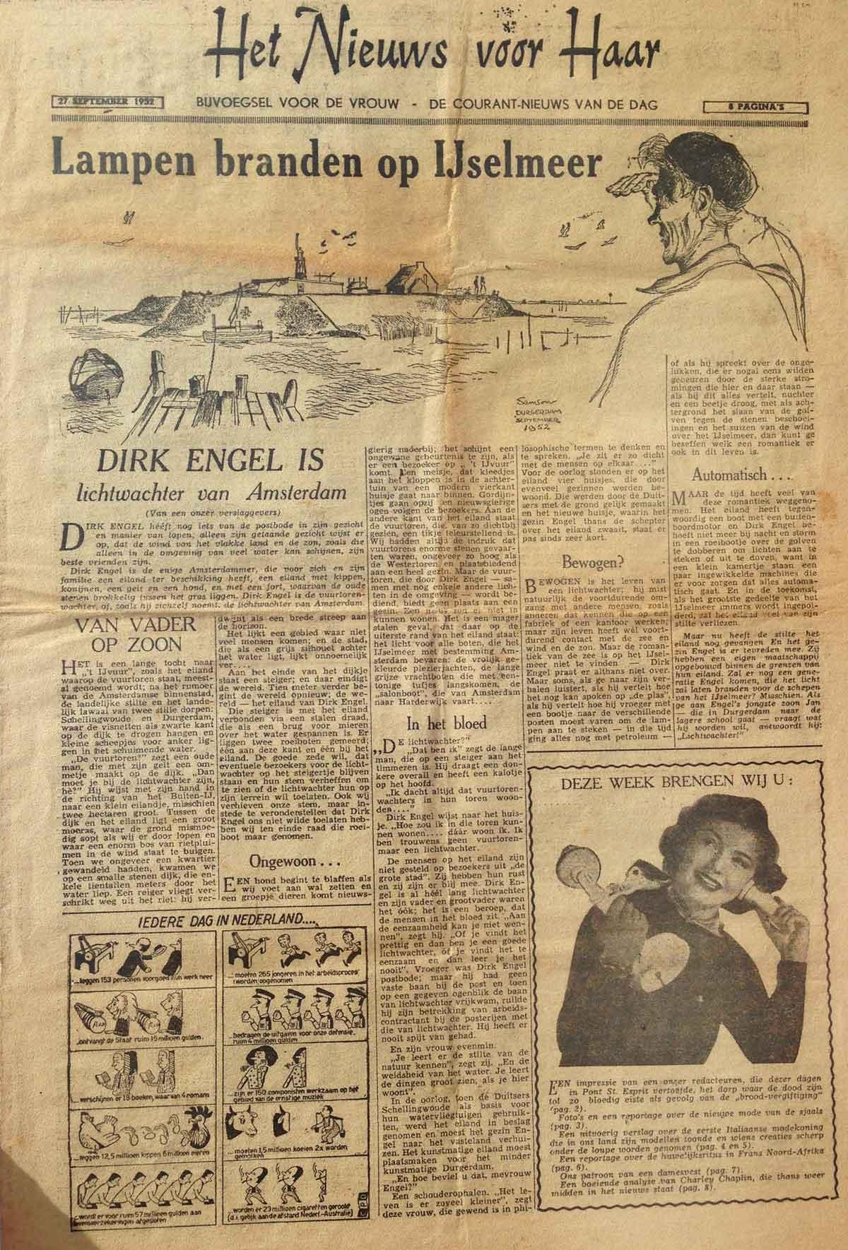Krant-VTE-Dirk-Engel-1952